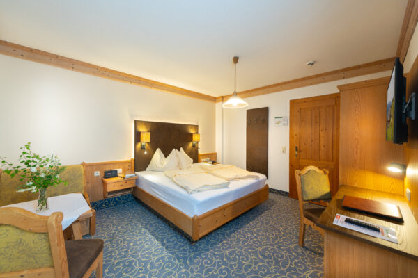 Komfortdoppelzimmer Lebensfreude