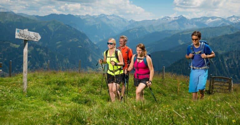 Berg- Gesund |kostenlose geführte Aktivitäten in der Natur